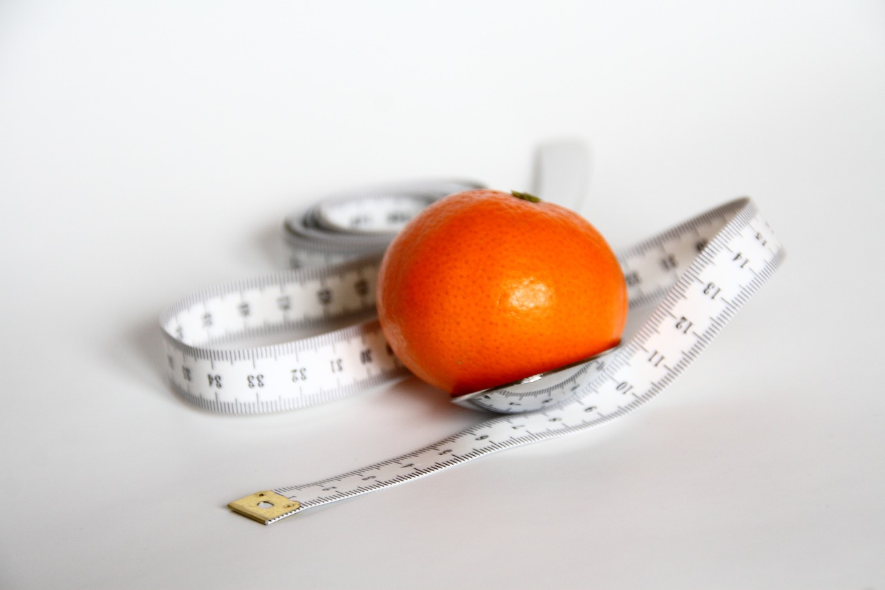 Pixabay_Orange Weight Loss Ruban